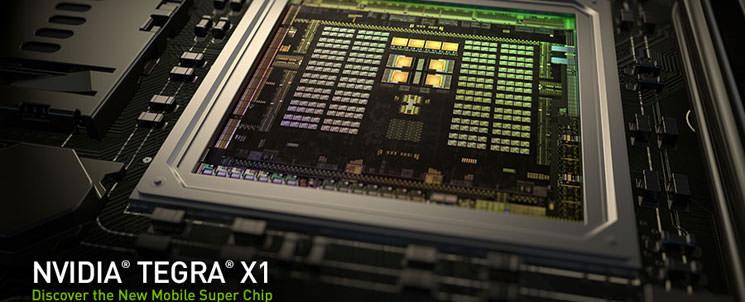 Чип NVIDIA Tegra X1 абсолютный рекордсмен AnTuTu