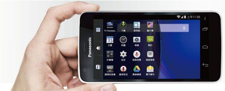 Тонкий смартфон Panasonic Eluga U2 | цена, характеристики