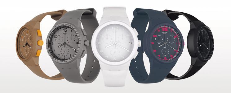 Готовится конкурент Apple Watch от Swatch | инфо