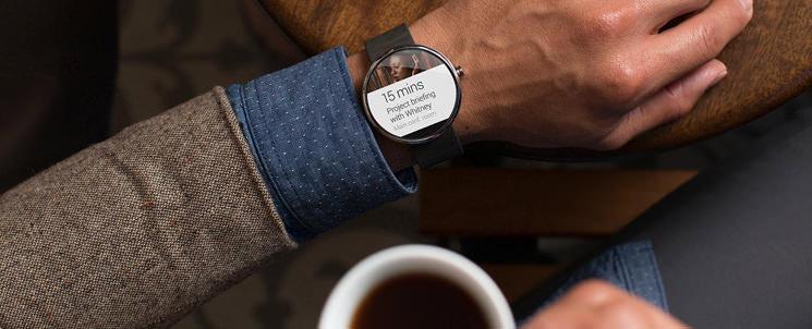 Смарт-часы на Android Wear помогут найти потерянный смартфон