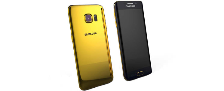 Galaxy S6 Edge от Godlgenie