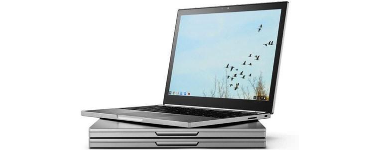 Google выпустил новый Chromebook Pixel | фото, видео, инфо