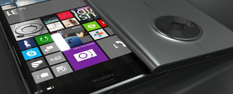 Новый Windows-флагман Lumia 940 получит сканер радужки | инфо