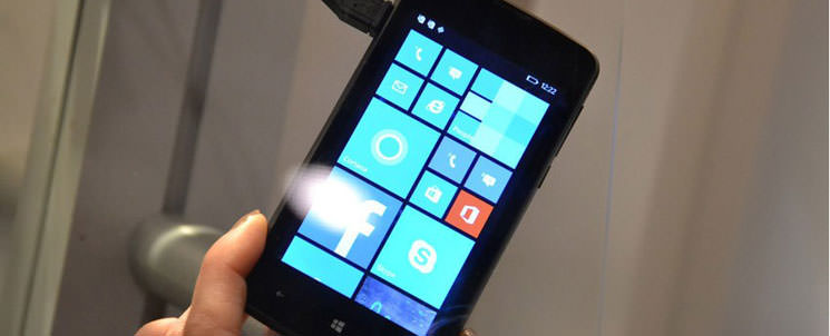 Вышли смартфоны Polaroid на Windows Phone | инфо, цена
