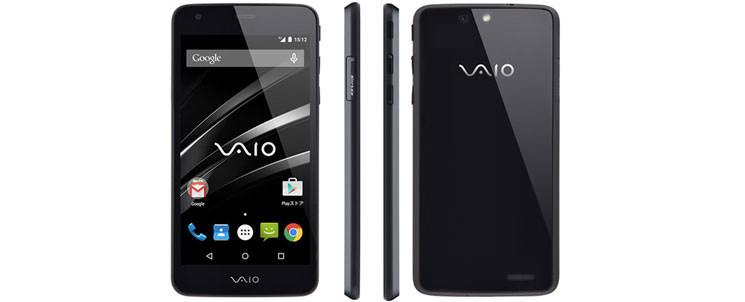VAIO Phone: первый смартфон бывшего подразделения Sony