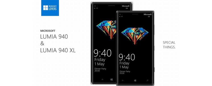 Известны характеристики Microsoft Lumia 940