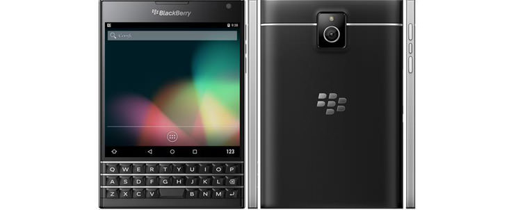 BlackBerry на Android