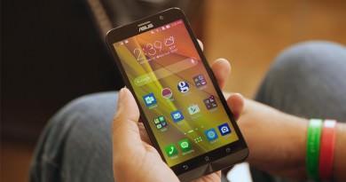 Вышел эконом-смартфон Asus Zenfone 2   цена, характеристики