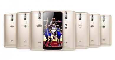 ZTE Axon Mini NBA Edition