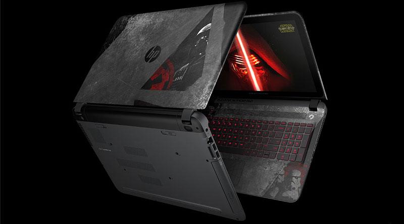 Ноутбук HP Star Wars Special Edition   фото, цена