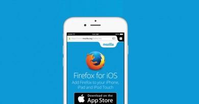 Mozilla Firefox на iOS