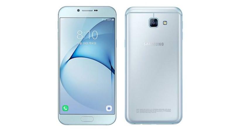 Новый Samsung Galaxy A8