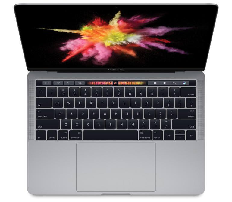 Новый Apple MacBook Pro 2017
