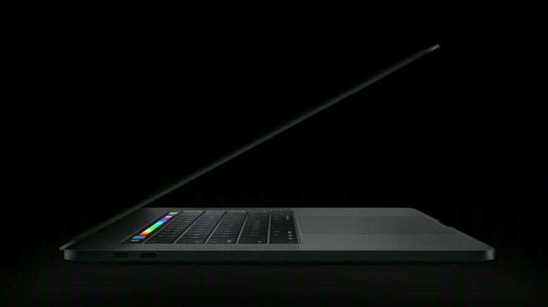 Новый Apple MacBook Pro 2017