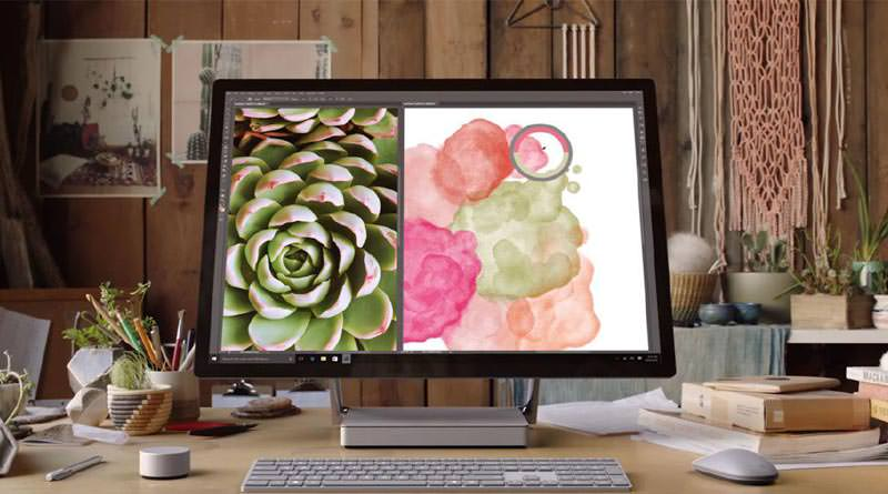 Моноблок Microsoft Surface Studio
