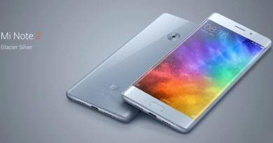 Новый флагман Xiaomi Mi Note 2