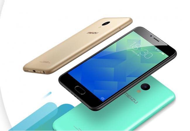 Бюджетный смартфон Meizu M5