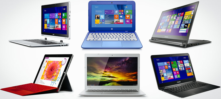 Самые низкие цены на ноутбуки на MTA.UA