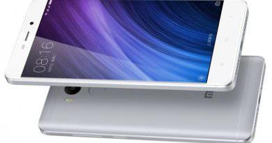 Смартфон Xiaomi Redmi4