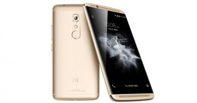 Флагманский смартфон ZTE Axon 7 Premium