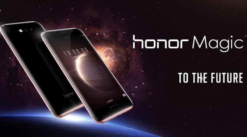 Топовый смартфон Huawei Honor Magic   характеристики, цена