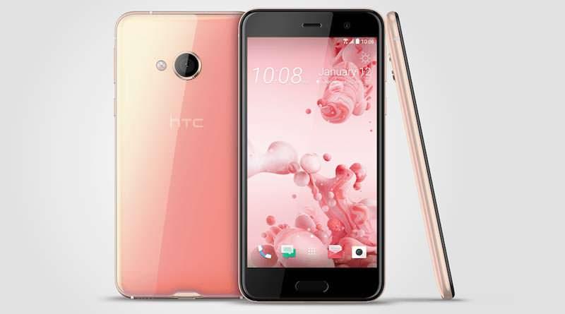 HTC U Play: смартфон среднего класса   характеристики