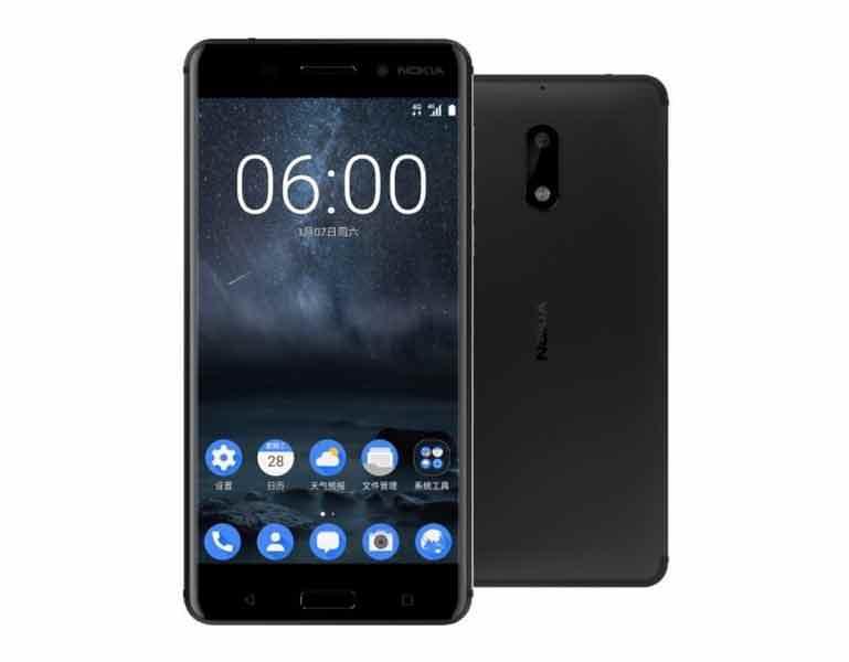Цена Nokia 6 примерно $255, но пока только в Китае