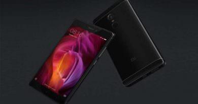 Новый смартфон Xiaomi Redmi Note 4 | цена, характеристики