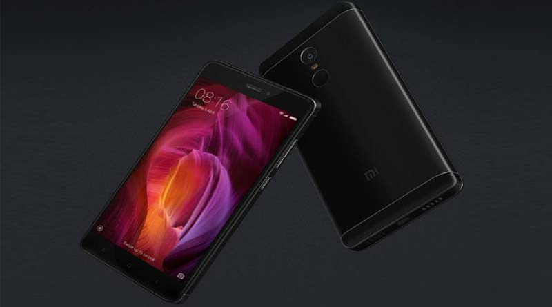 Новый смартфон Xiaomi Redmi Note 4 | цена, характеристики