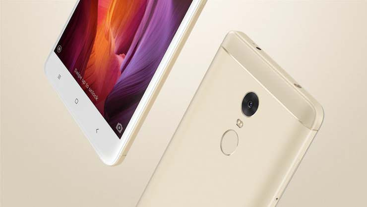 Цена Xiaomi Redmi Note 4 от $150