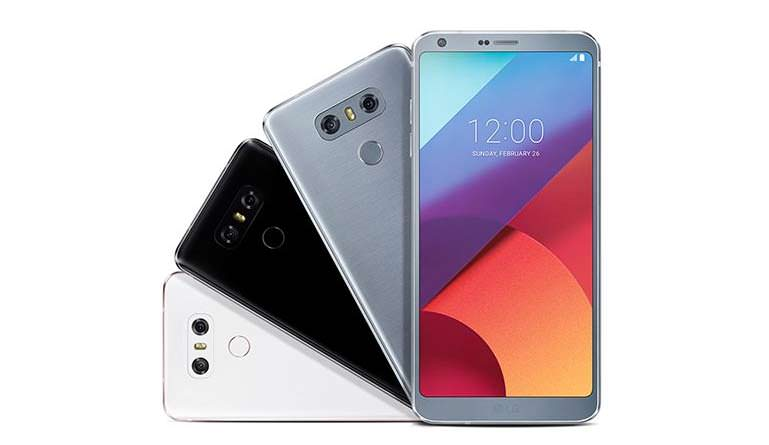 Новый LG G6 на Qualcomm Snapdragon 821