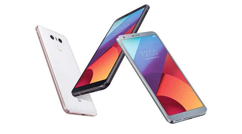 Новый смартфон LG G6 официально   видео, характеристики