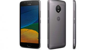 Новые смартфоны Moto G5 и G5 Plus официально | характеристики