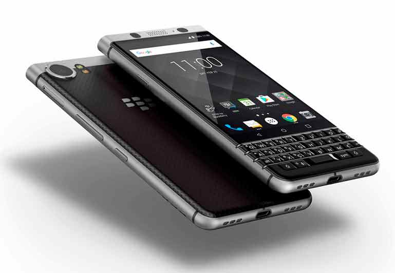QWERTY-смартфон BlackBerry KEYone - новый флагман