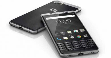 Новый QWERTY-смартфон BlackBerry KEYone | цена, инфо