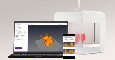 BQ Witbox Go!: первый 3D-принтер на Android | цена, инфо