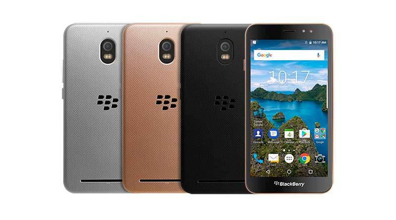 BlackBerry Aurora: середнячок на Android без QWERTY-клавиатуры