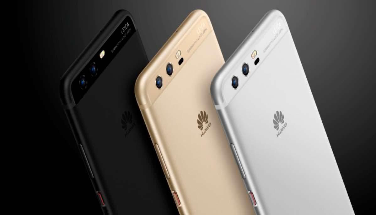 Цена Huawei P10 649 евро, а Huawei P10 Plus 699 евро