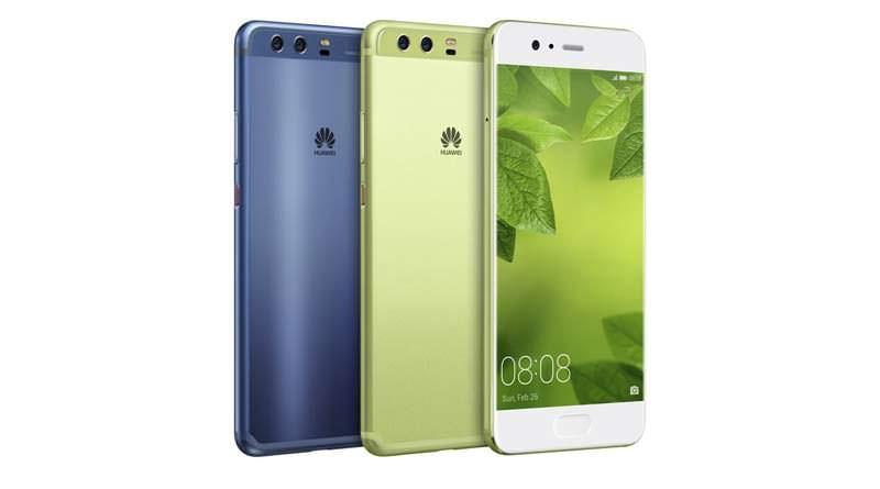 Новые флагманы Huawei P10 и P10 Plus официально   цена, инфо