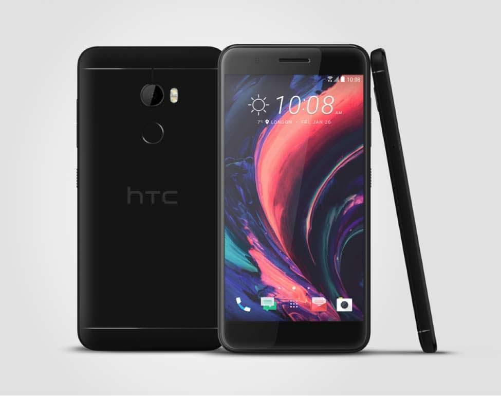 Черный HTC One X10