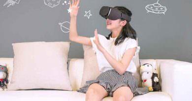 Xiaomi Mi VR Play 2: новый шлем виртуальной реальности | цена