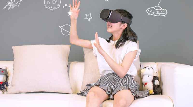 Xiaomi Mi VR Play 2: новый шлем виртуальной реальности   цена