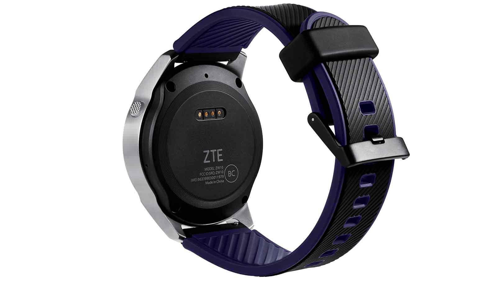 ZTE Quartz: самые дешевые смарт-часы на Android Wear 2.0