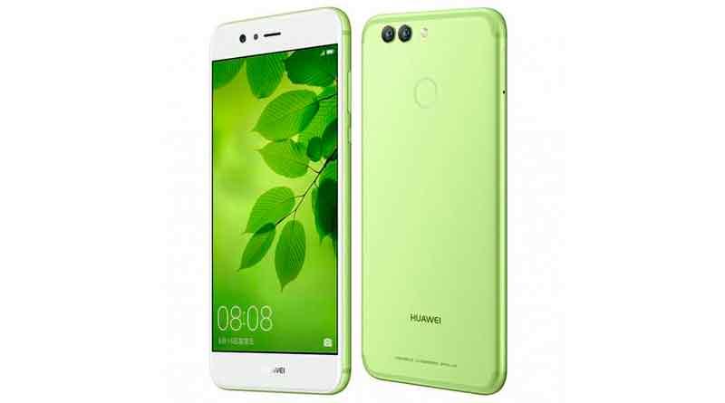 Металлические смартфоны Huawei nova 2 и nova 2 Plus | цены