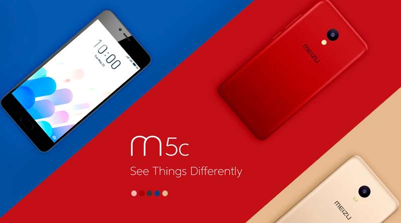 Meizu M5C: самый дешевый смартфон с Flyme | цена, инфо