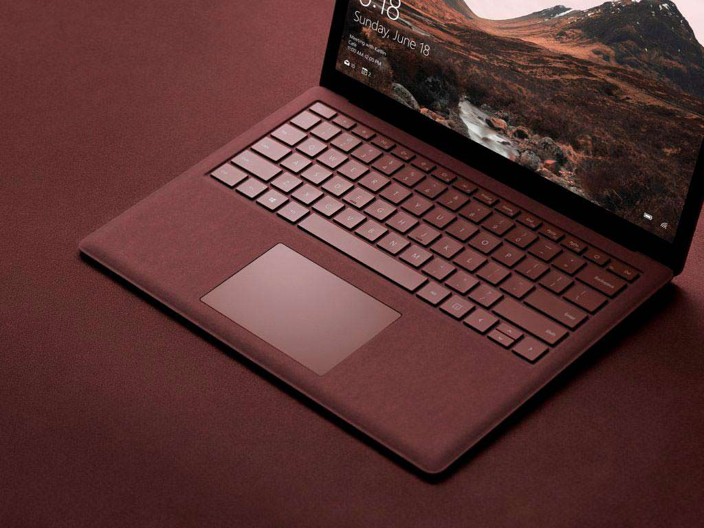 Клавиатура Microsoft Surface Laptop