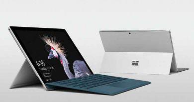 Профессиональный планшет Microsoft Surface Pro официально