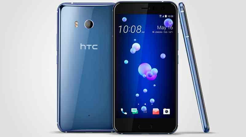 Стеклянный смартфон HTC U11 официально | характеристики, цена