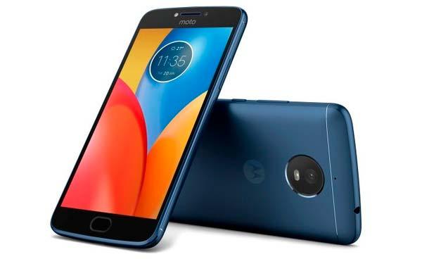 Бюджетный смартфон Moto E4+ на Android 7.1