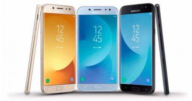 Недорогой смартфон Samsung Galaxy J обновился на 2017 год